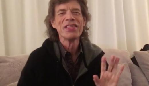 Mick Jagger Heb Je Even Voor Mij