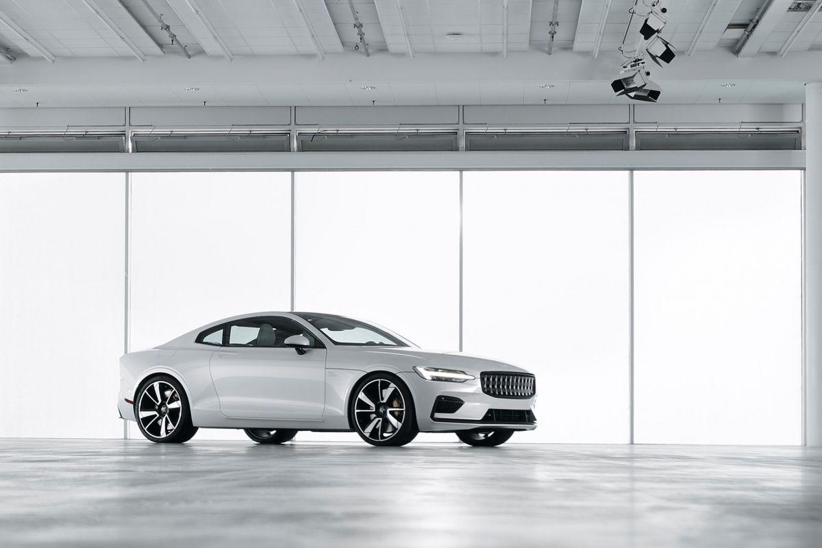 Polestar 1 Met 600 Pk Is Eerste Plug In Hybride Van Volvo S Nieuwe