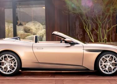 Aston Martin DB 11 Volante