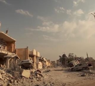 Raqqa BBC