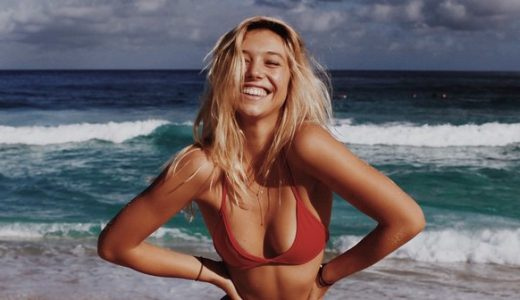 Alexis Ren Sports Illustrated
