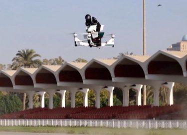 Motorbike Drone Dubai
