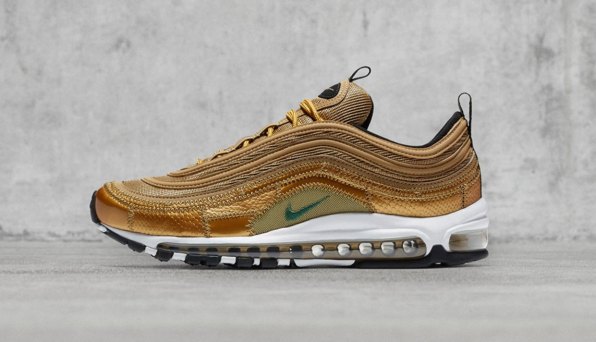 Nike Air Max 97 CR7 voor Cristiano Ronaldo | MANNENSTYLE