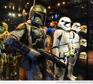 Star Wars Identities tentoonstelling
