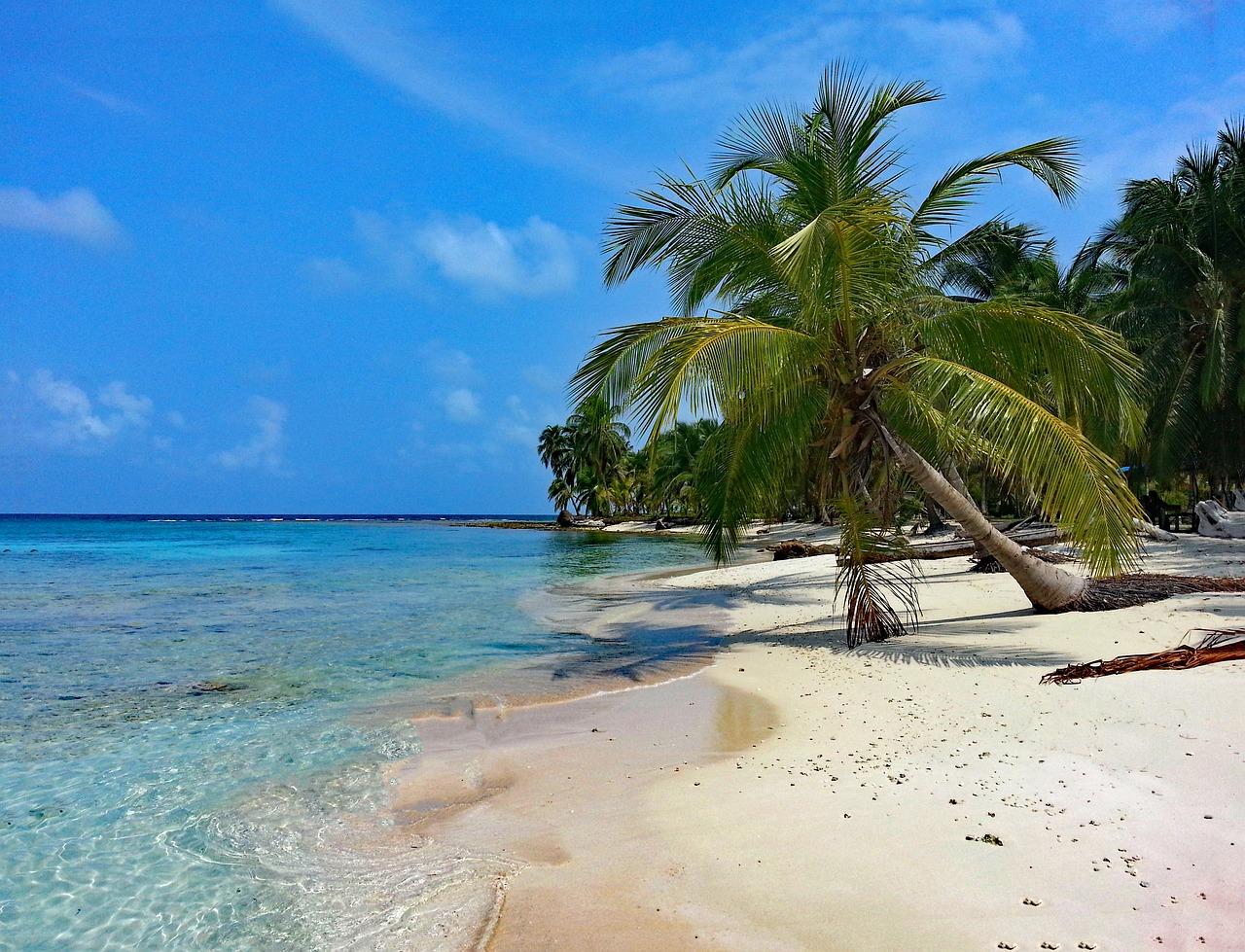 Caribische eilanden (kies er zelf maar een uit)
