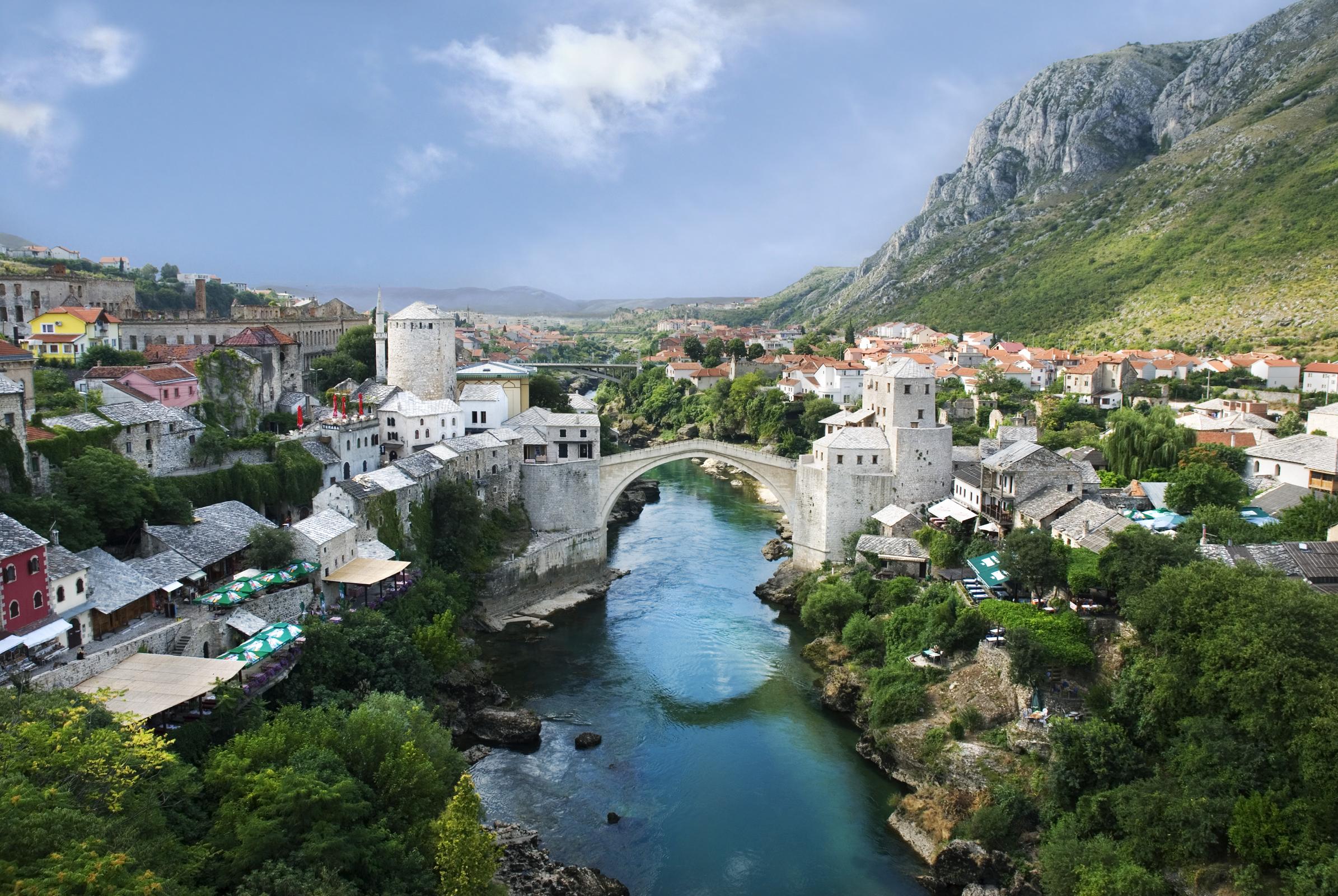 Mostar, Bosnië en Herzegovina