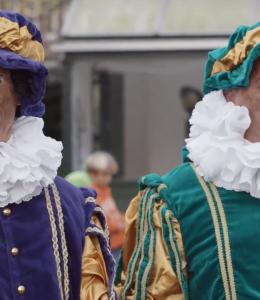 Even Apeldoorn bellen Sinterklaas