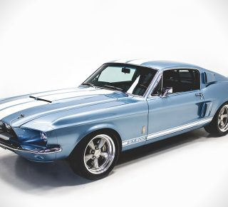 Shelby GT500 1967 Revology