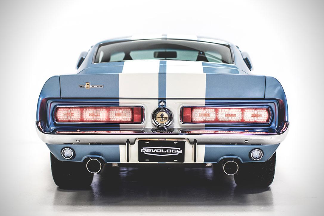 Shelby GT500 1967 Revology