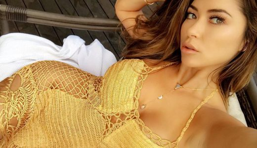 Sexiest Celebrity Selfies