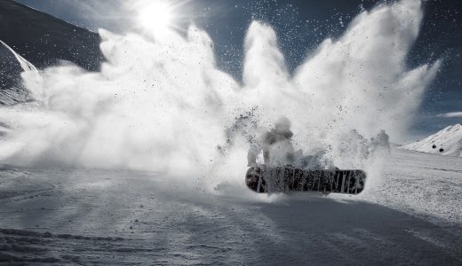 Alpen sneeuw