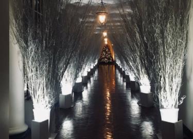horror white house