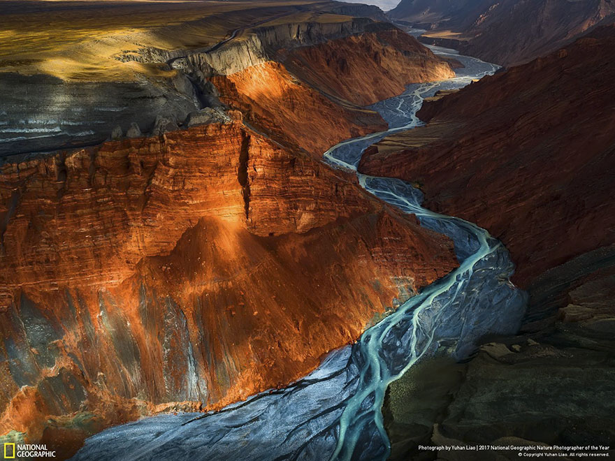 Foto: National Geographic , Yuhan Liao