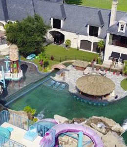 Villa waterpretpark