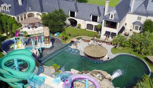 Villa waterpretpark
