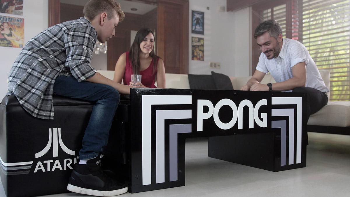 Pong koffietafel