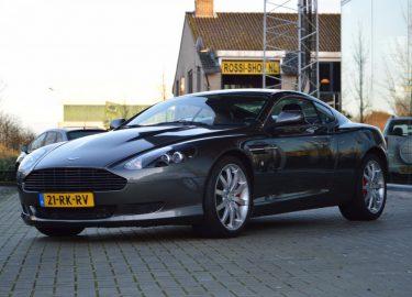 Aston Martin DB9 Bram Moskowicz