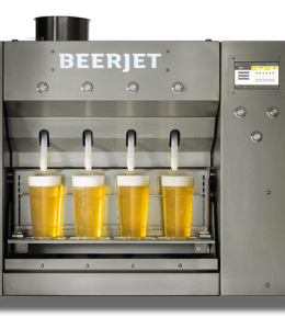 Beerjet beer dispenser