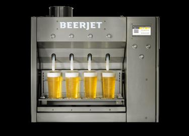 Beerjet beer dispenser