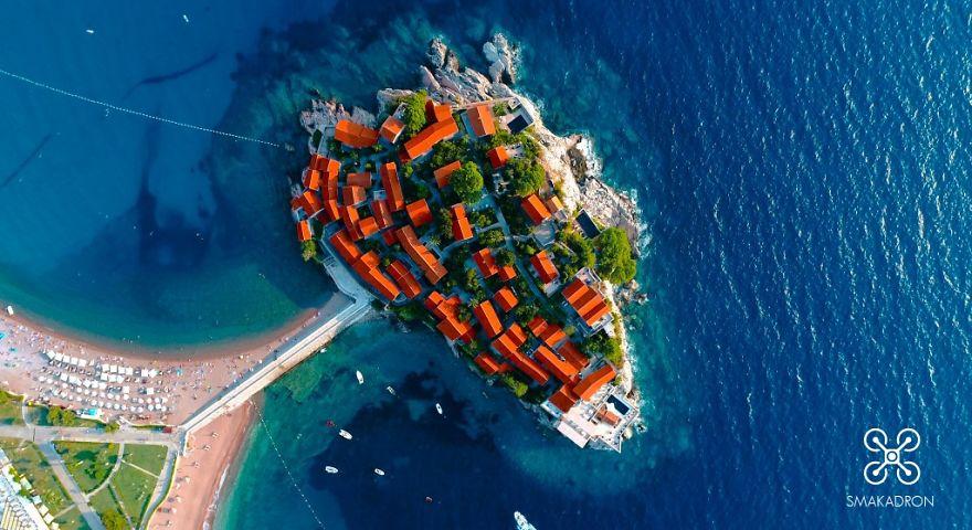 Montenegro. Foto: Smakadron