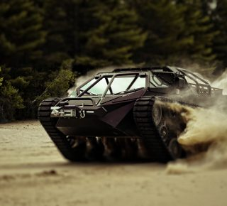 ripsaw tank