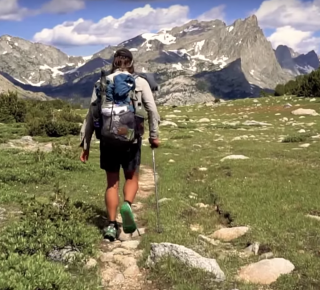 The Continental Divide Trail