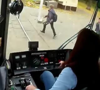 trambestuurder