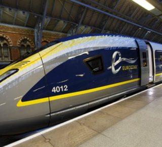 Treinverbinding Londen Amsterdam