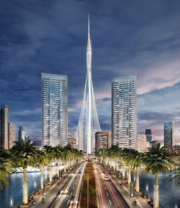 Harbour Creek Tower Dubai