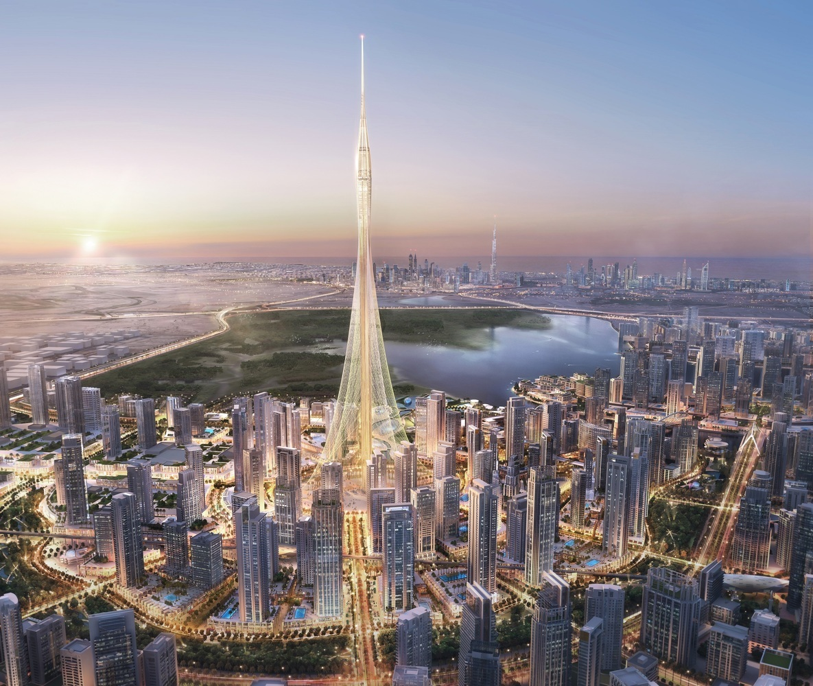 Harbour Creek Tower Dubai