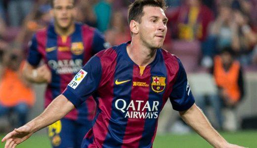 Salaris van Lionel Messi