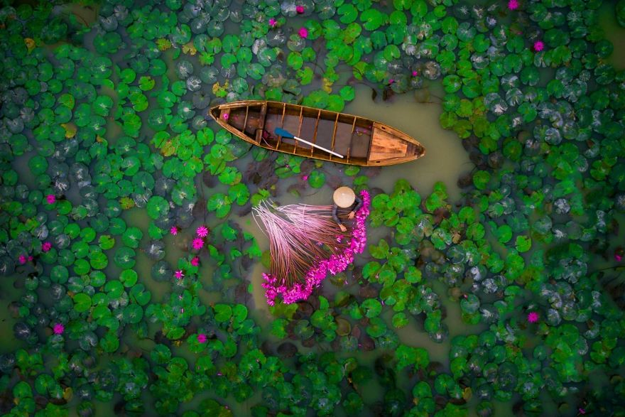 Mekong Delta, Vietnam. Foto: Helios1412