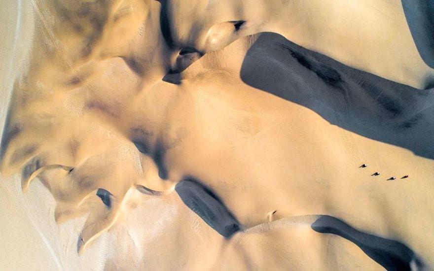 Namibië. Foto: LukeMaximoBell