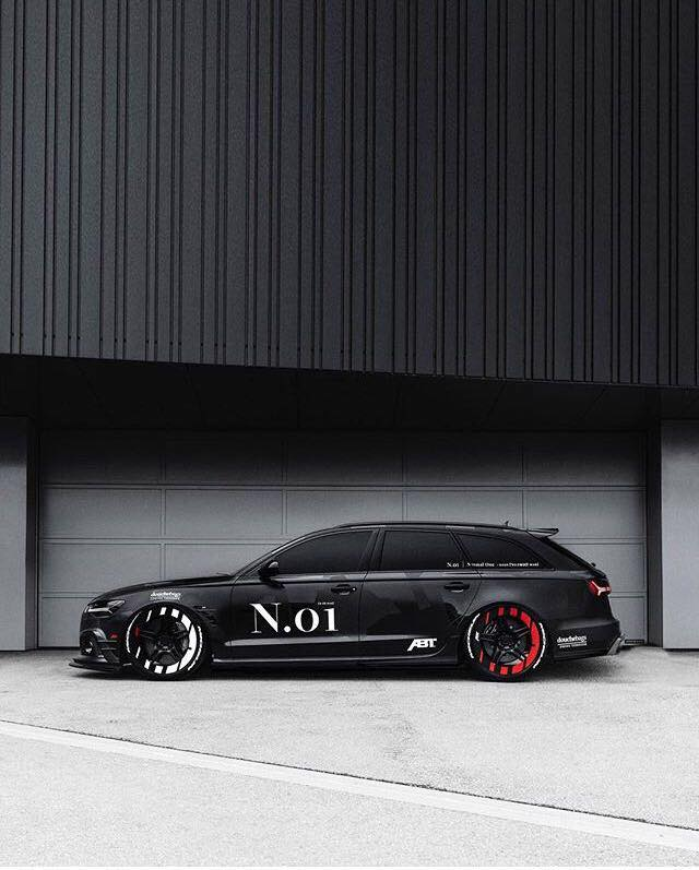 Jon Olsson Showt Veel Te Dikke Nieuwe Two-faced Audi RS6