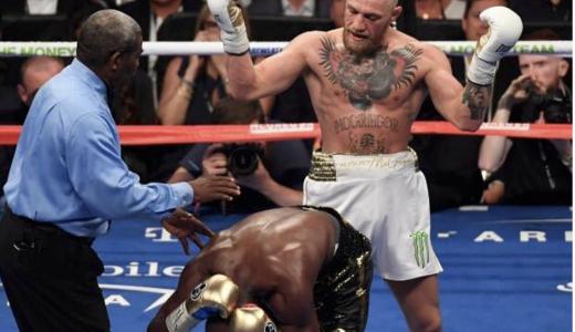 Conor McGregor fight