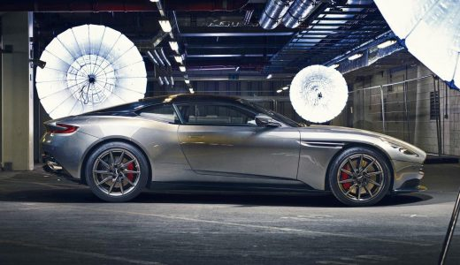 Aston Martin DB11 Top Gear