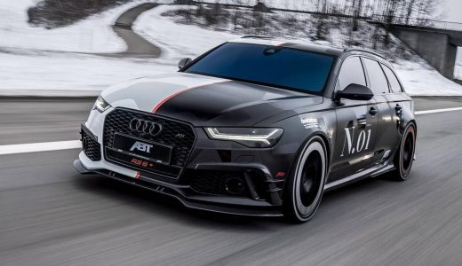 Jon Olsson RS6