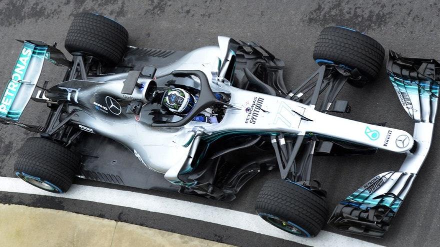 Mercedes WO9