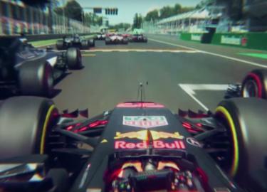 Formule 1 teaser