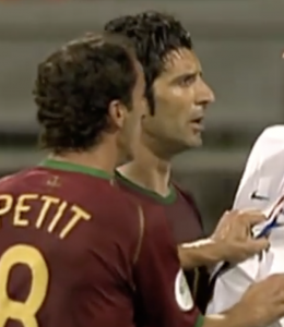 Nederland-Portugal WK 2006