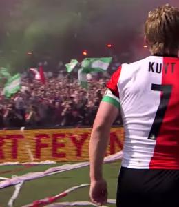 Dirk Kuijt Feyenoord testimonial