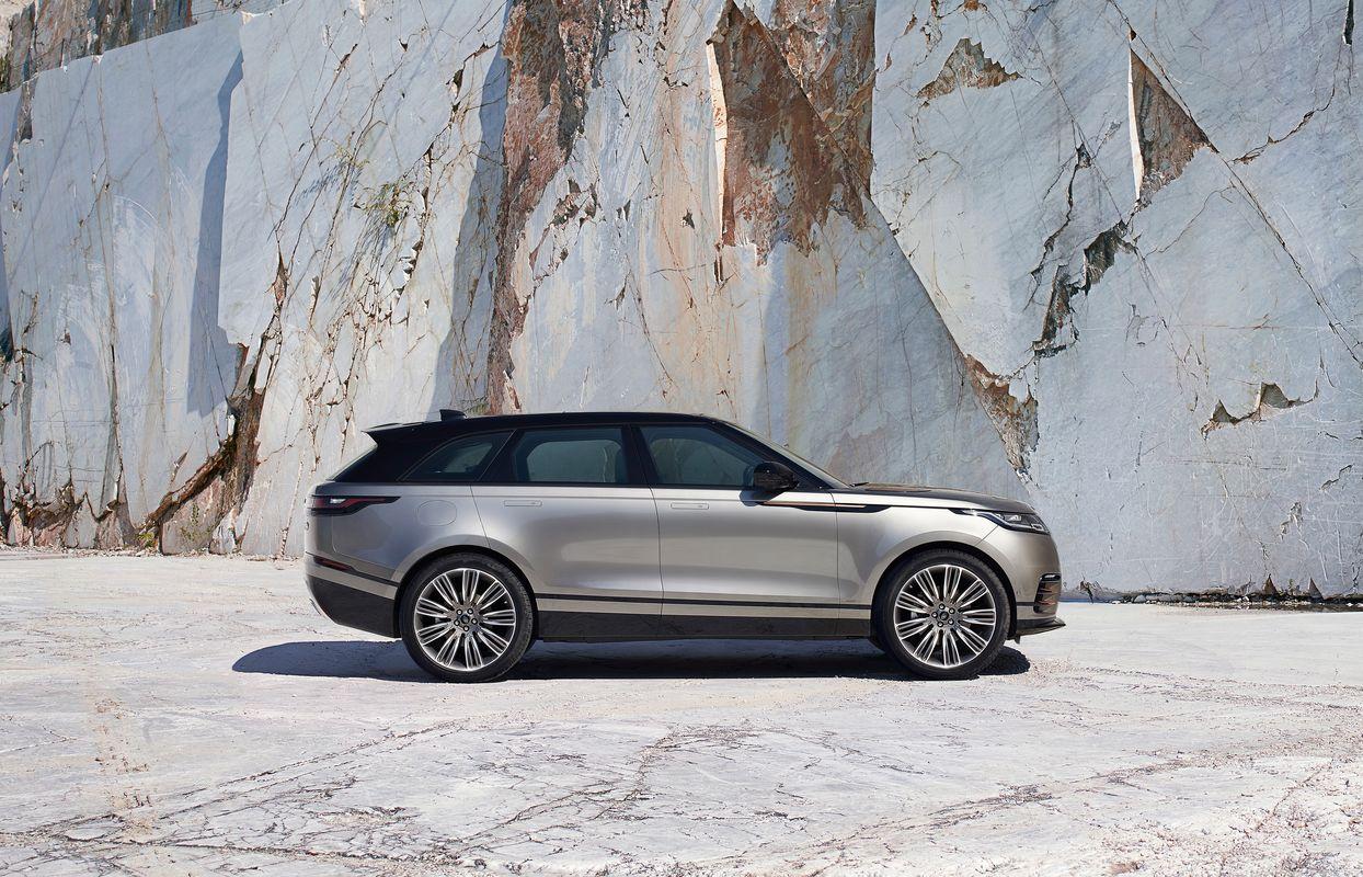 Range Rover Velar mooiste auto ter wereld