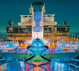 grootste cruiseschip ter wereld