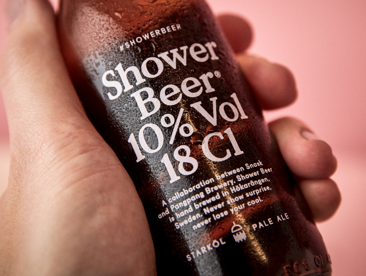 Shower Beer