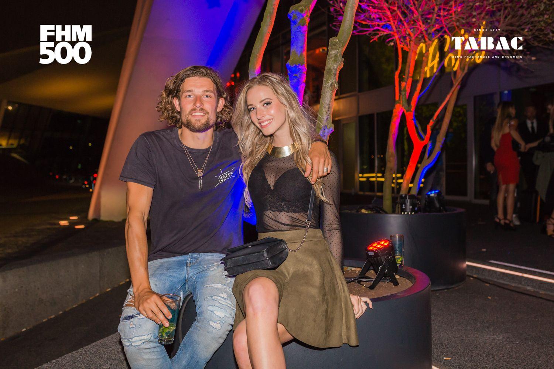 Topmodel Wouter Peelen en Britt Harems (#252)