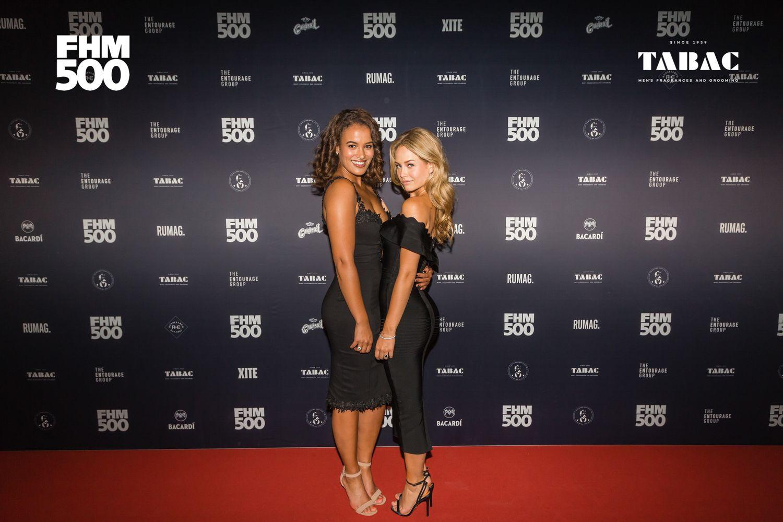 Roxi Huigen (316) en Marianne de Wilde (#35).