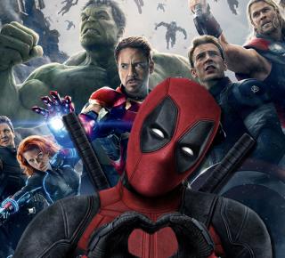 Ryan Reynolds The Avengers
