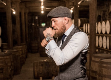 Conor in Peaky Blinders