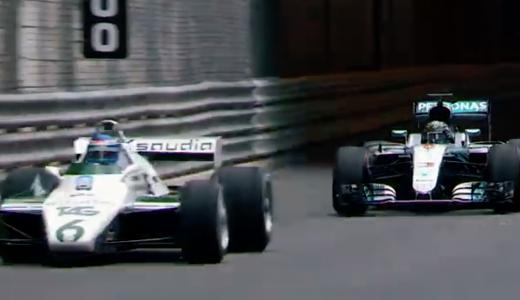 Nico Rosberg en Keke Rosberg