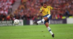 Roberto Carlos vrije trap